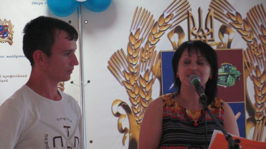 В Артемовском аграрном лицее учится самый лучший тракторист в Украине, фото-5