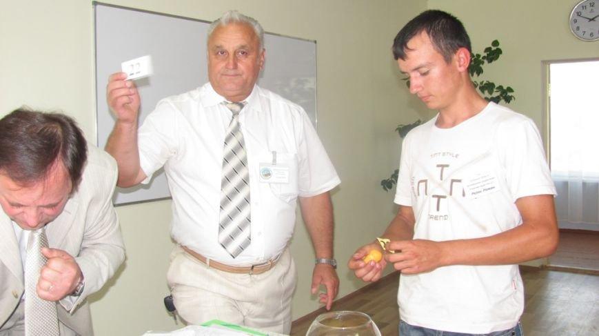 В Артемовском аграрном лицее учится самый лучший тракторист в Украине, фото-3