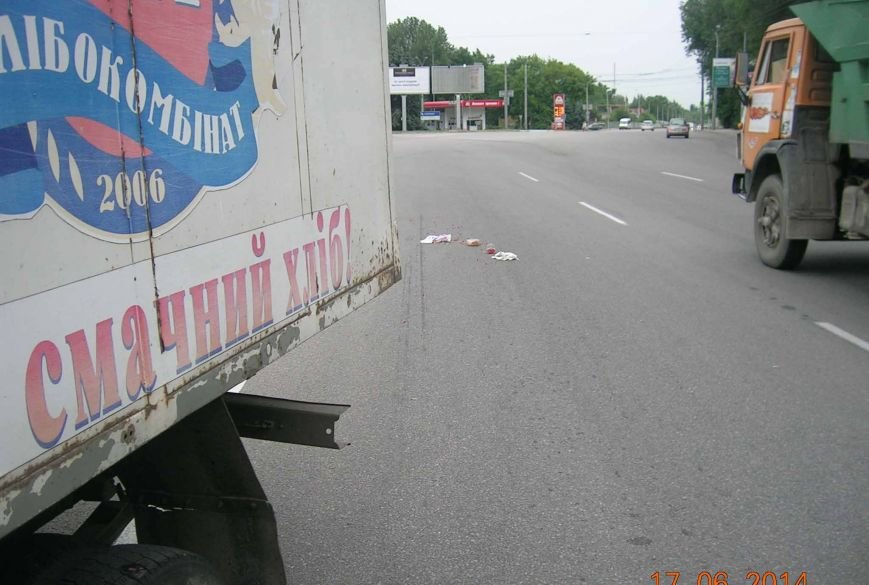 В Днепропетровске под колеса грузовика попал пешеход (ФОТО), фото-3