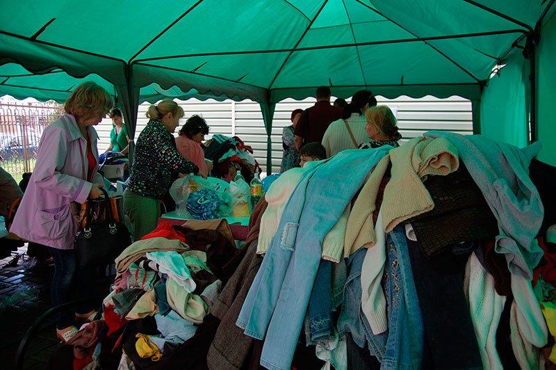Беженцы с юго-востока Украины: «Мы думали, что с приходом нового президента война закончится», фото-1