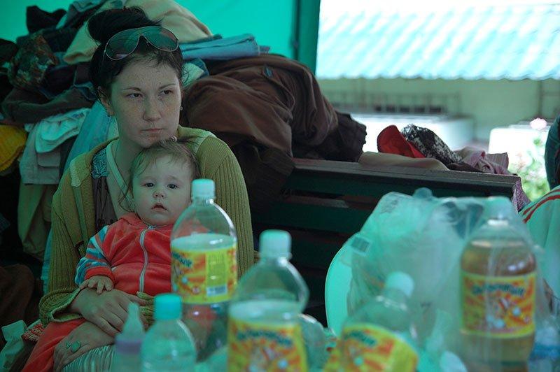 Беженцы с юго-востока Украины: «Мы думали, что с приходом нового президента война закончится», фото-2