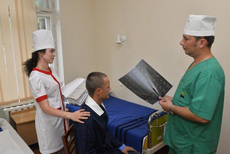В Одессу самолетом доставили раненых военных из зоны АТО (ФОТО), фото-4