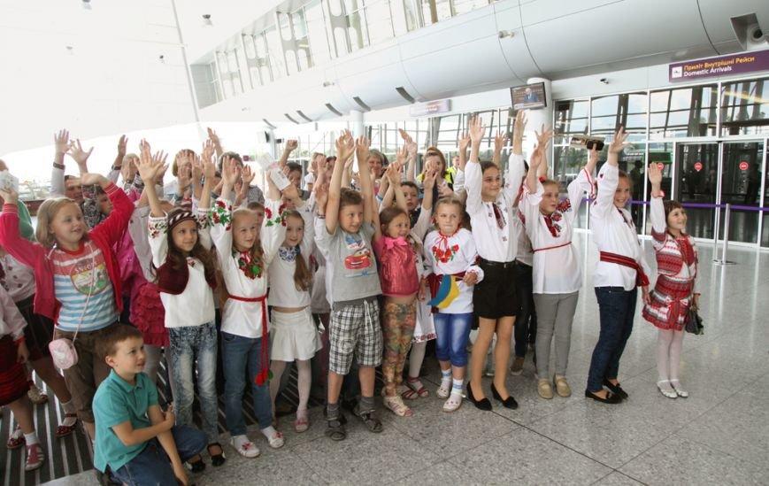 У Львові приземлився перший бюджетний рейс з Києва (ФОТО), фото-10