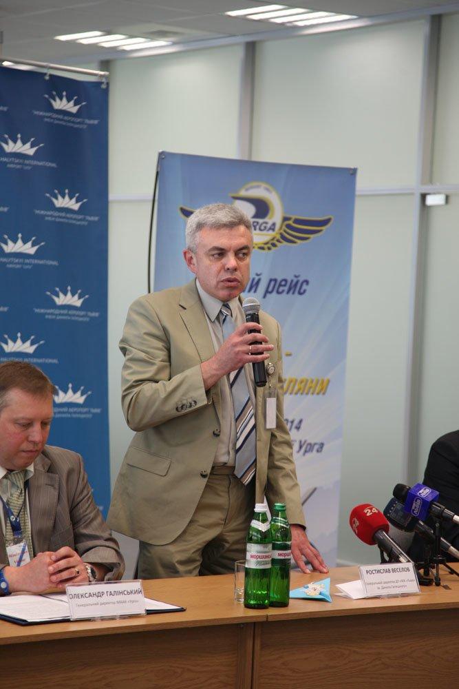 У Львові приземлився перший бюджетний рейс з Києва (ФОТО), фото-9