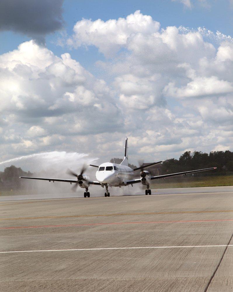 У Львові приземлився перший бюджетний рейс з Києва (ФОТО), фото-4