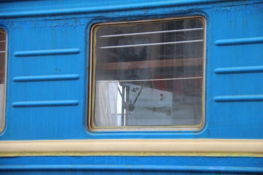 Первый поезд Чернигов-Симферополь заполнился лишь на четверть, фото-22