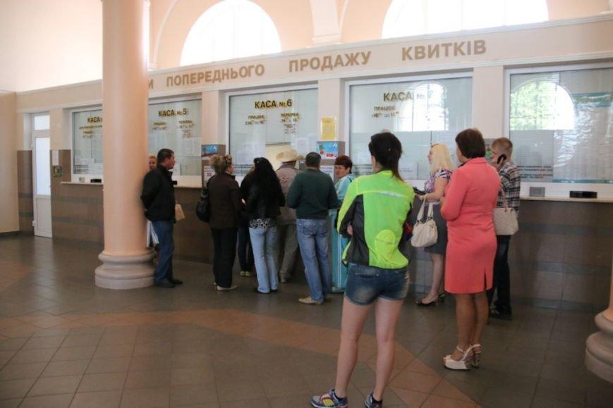 Первый поезд Чернигов-Симферополь заполнился лишь на четверть, фото-2