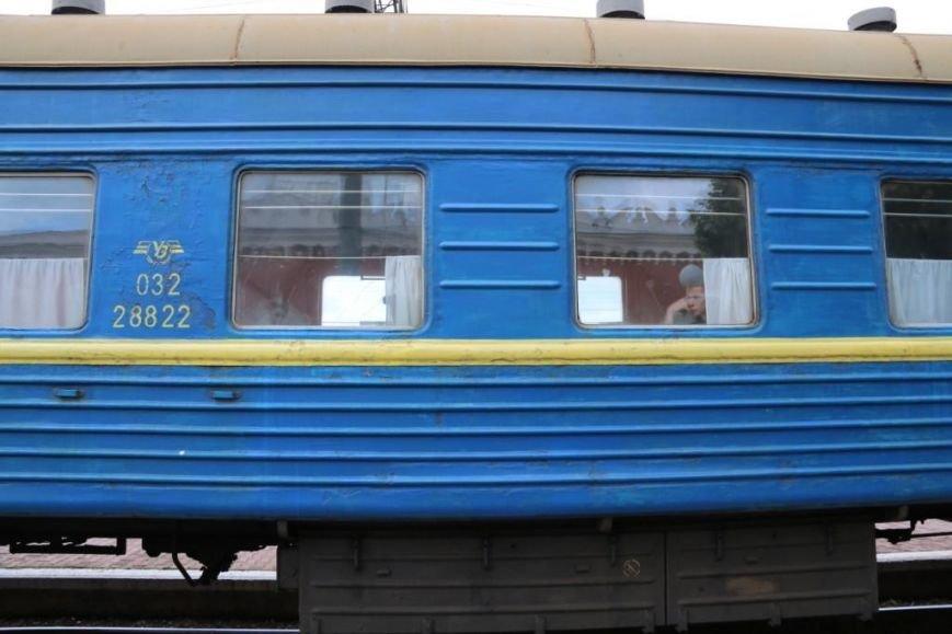 Первый поезд Чернигов-Симферополь заполнился лишь на четверть, фото-20