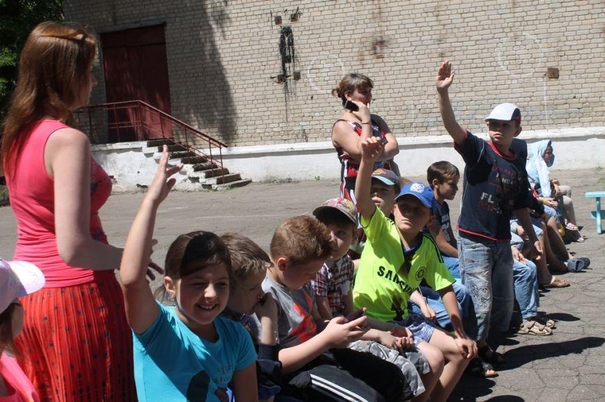 День Нептуна в артемовской школе №12 закончился «Водной битвой», фото-12