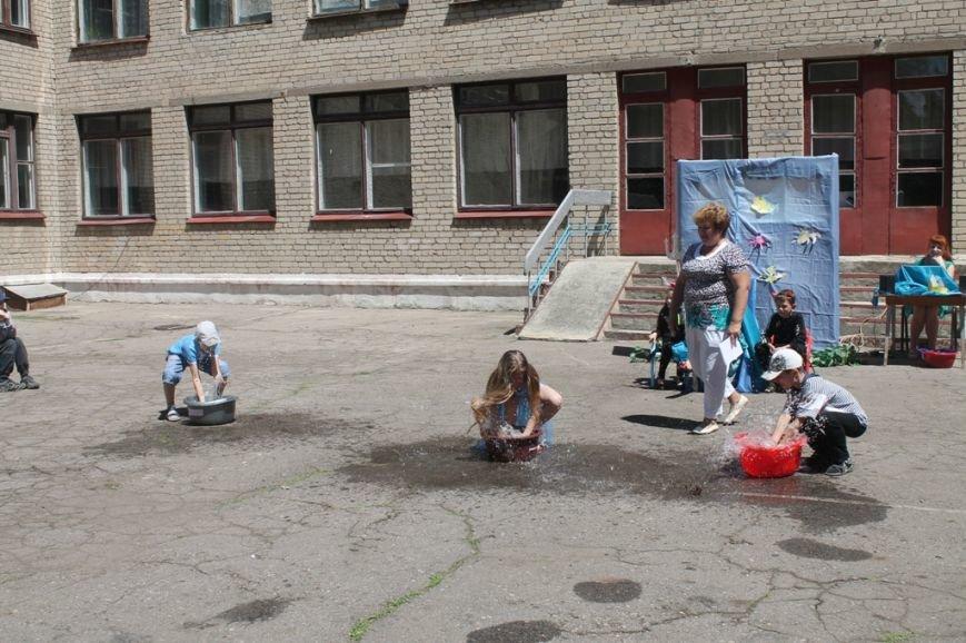 День Нептуна в артемовской школе №12 закончился «Водной битвой», фото-9