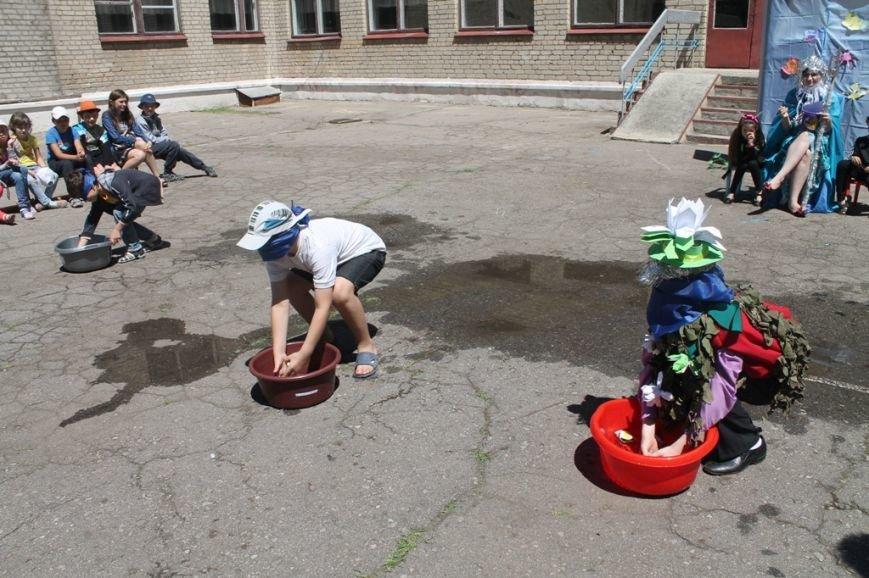 День Нептуна в артемовской школе №12 закончился «Водной битвой», фото-10
