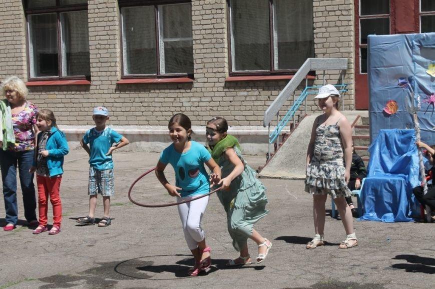 День Нептуна в артемовской школе №12 закончился «Водной битвой», фото-8