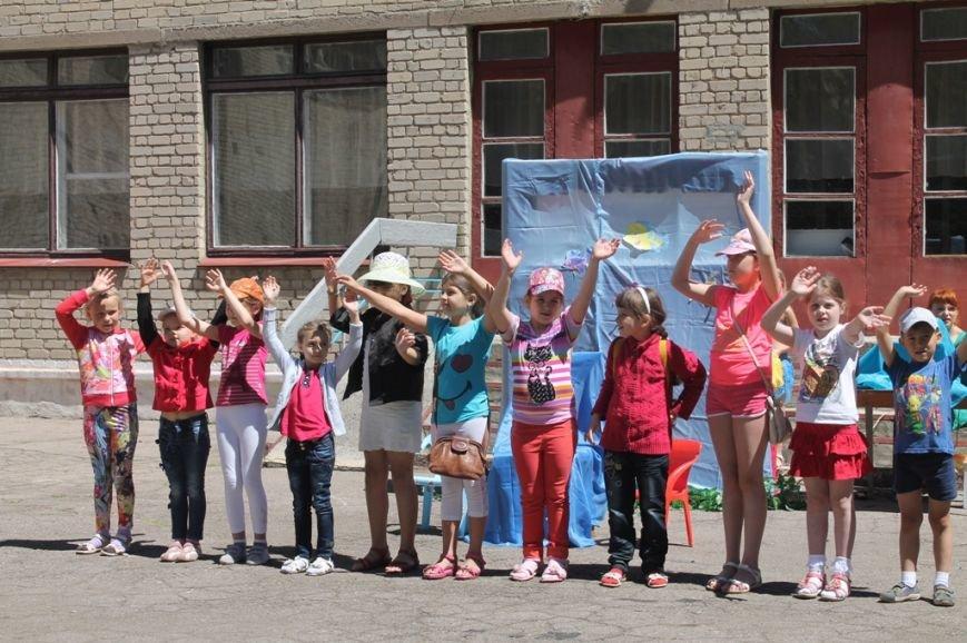 День Нептуна в артемовской школе №12 закончился «Водной битвой», фото-3
