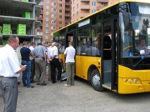У Тернополі з`явились нові сучасні маршрутки (фото), фото-3