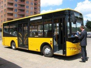 У Тернополі з`явились нові сучасні маршрутки (фото), фото-2