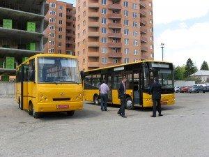 У Тернополі з`явились нові сучасні маршрутки (фото), фото-1
