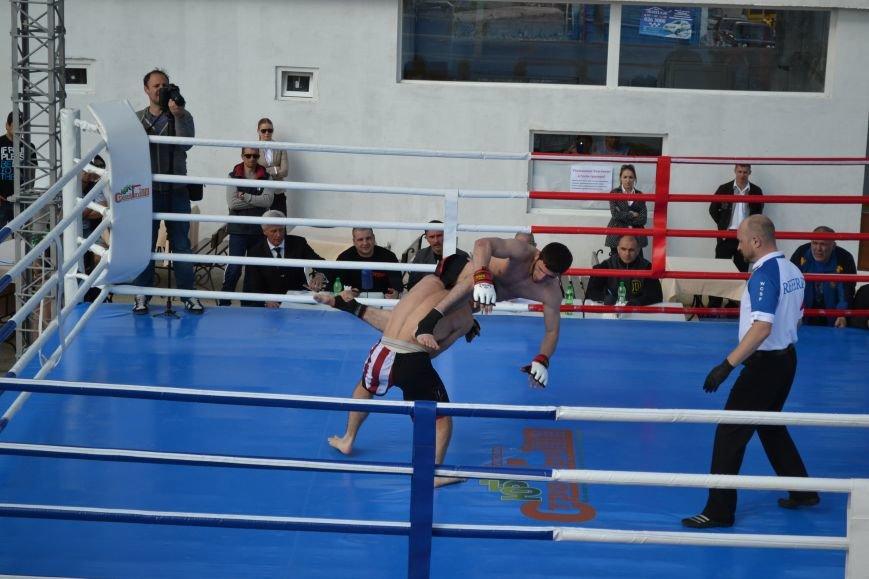 Профессионалы по боевому самбо будут бороться  на турнире за квартиру в Ялте, фото-1