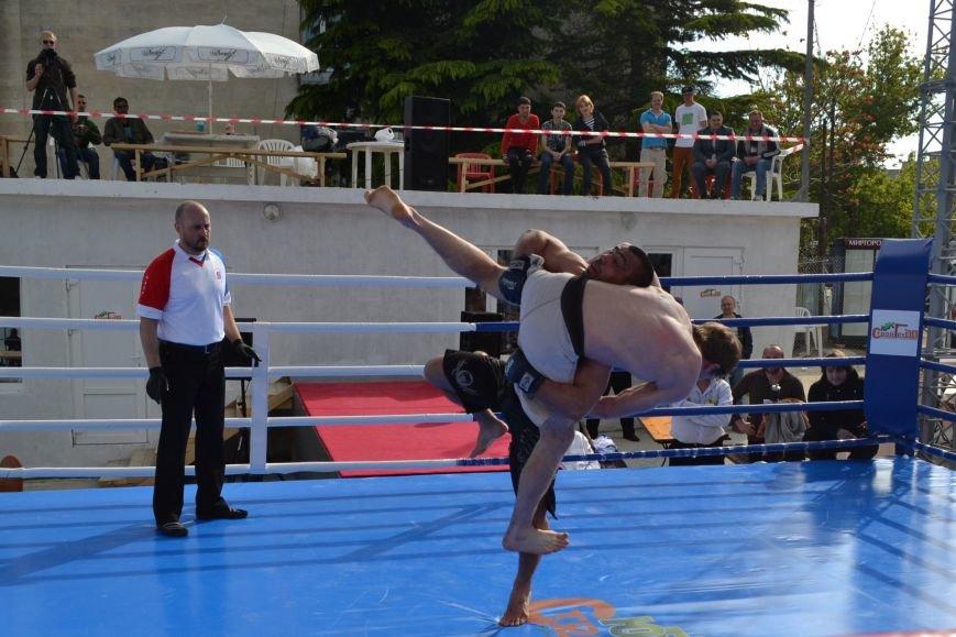 Профессионалы по боевому самбо будут бороться  на турнире за квартиру в Ялте, фото-3