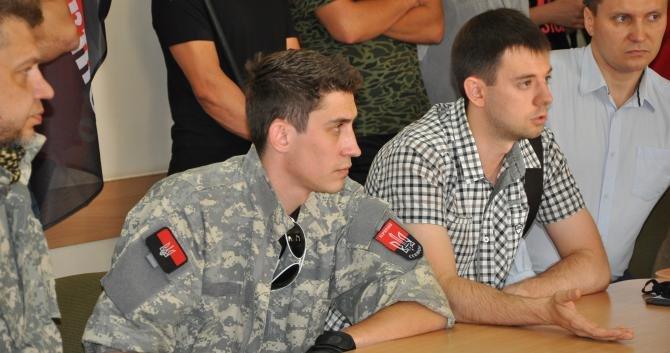 «Правый сектор» вместе с другими общественниками пикетировали Днепропетровскую таможню (ФОТО), фото-4