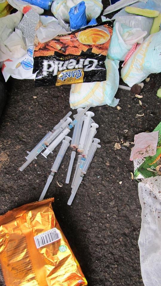 Полтавский «химик» готовил наркотики в присутствии малолетних детей (ФОТО), фото-2