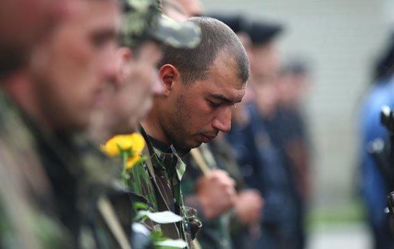 Бойцы Национальной гвардии Украины вернулись домой, в Кременчуг (ФОТО), фото-5