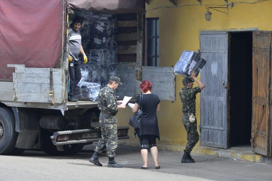 Из Одесской области на восток ежедневно отправляют 5 рейсов с питанием и одеждой (ФОТО), фото-2