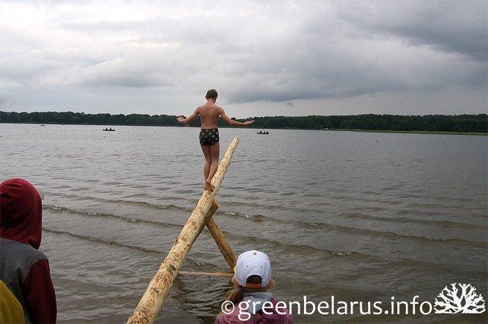 В Озерах прошел праздник рыбной ловли и рыбака (Фото), фото-1