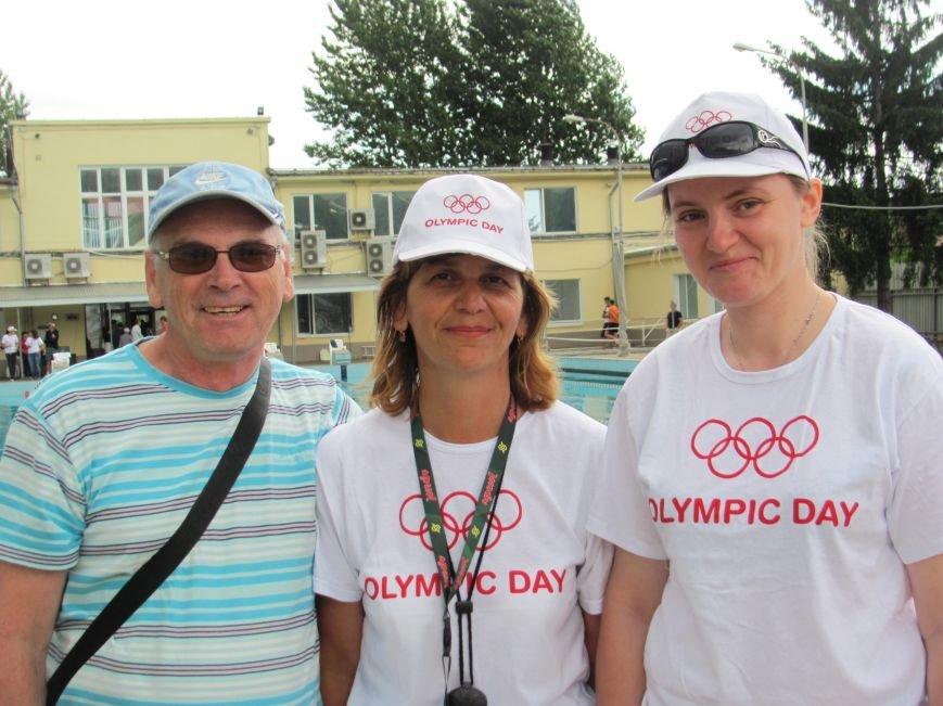 У Львові під час «Олімпійського дня» атлети вшанували загиблих на сході України (фоторепортаж), фото-15