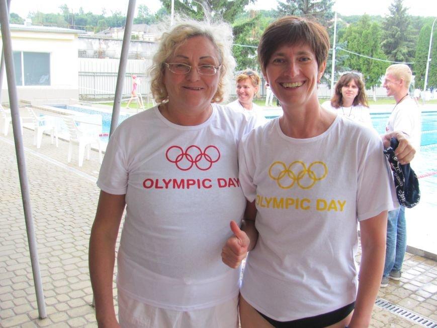 У Львові під час «Олімпійського дня» атлети вшанували загиблих на сході України (фоторепортаж), фото-7