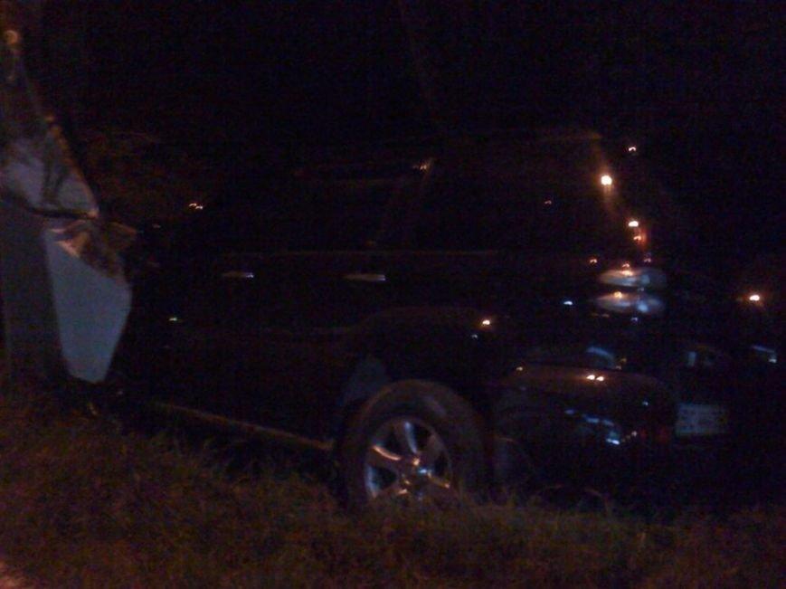У Львові водій автомобіля в'їхав в стовп під напругою і влаштував феєрверк (ФОТО), фото-4