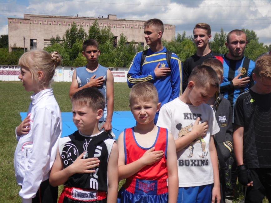 У Тернополі в рамках «Дворової cпартакіади» представили унікальну стіну єдності України (фото), фото-6