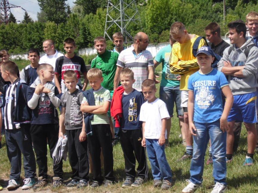 У Тернополі в рамках «Дворової cпартакіади» представили унікальну стіну єдності України (фото), фото-7
