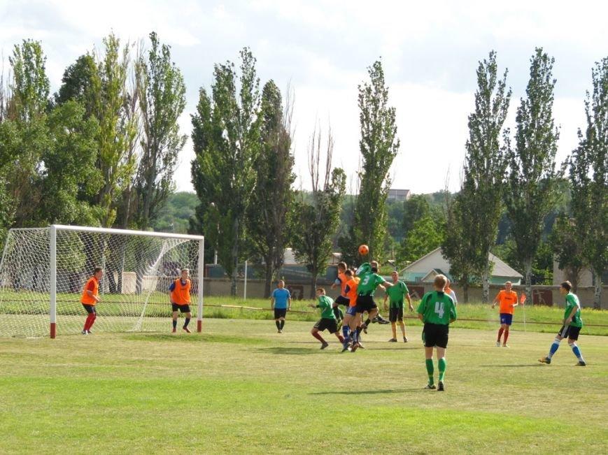 В Чемпионате города по футболу лидирует артемовская команда «Бахмут», фото-1