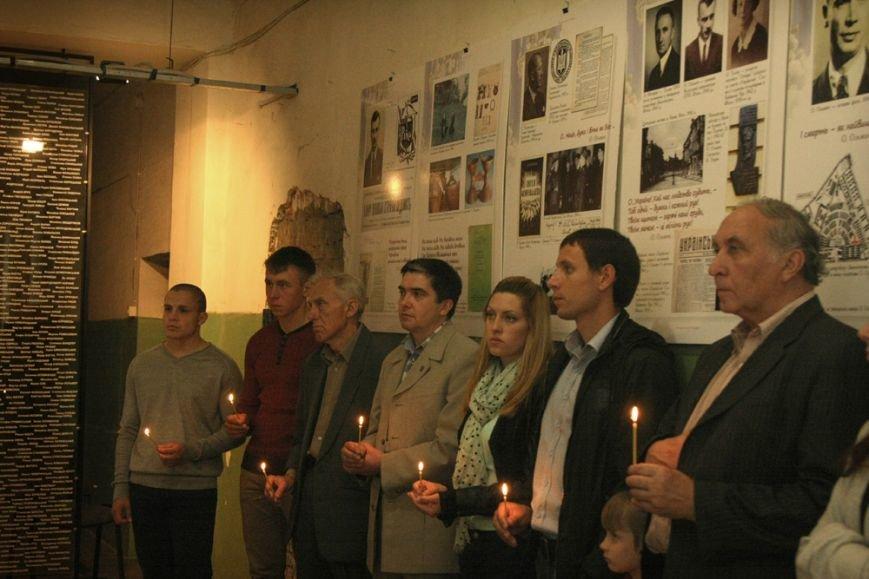 У Львові відкрили виставку, присвячену відомому діячу ОУН (ФОТО), фото-1