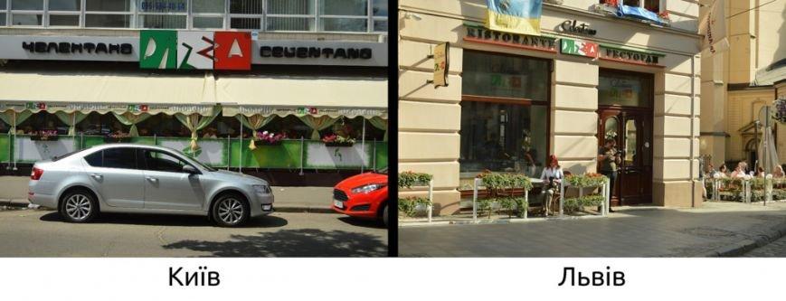 Львів vs Київ: де рекламні вивіски найбільше псують фасад (фоторепортаж), фото-5