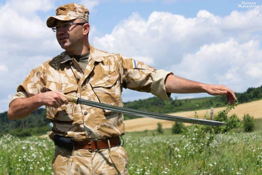 Одесские гайдамаки устроили лагерь в Савранском лесу (ФОТО), фото-2