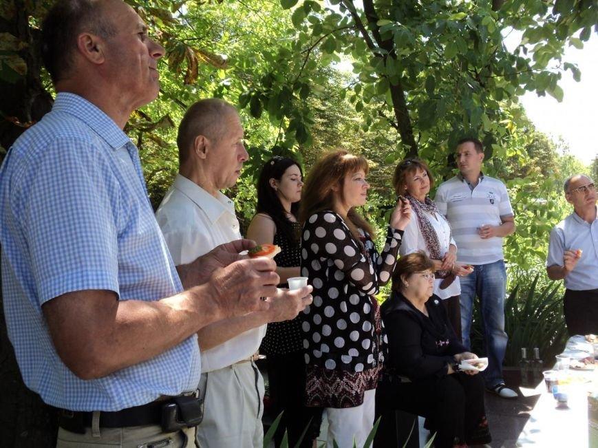 Ветераны пожарной охраны Кривого Рога почтили память своего руководителя, фото-2