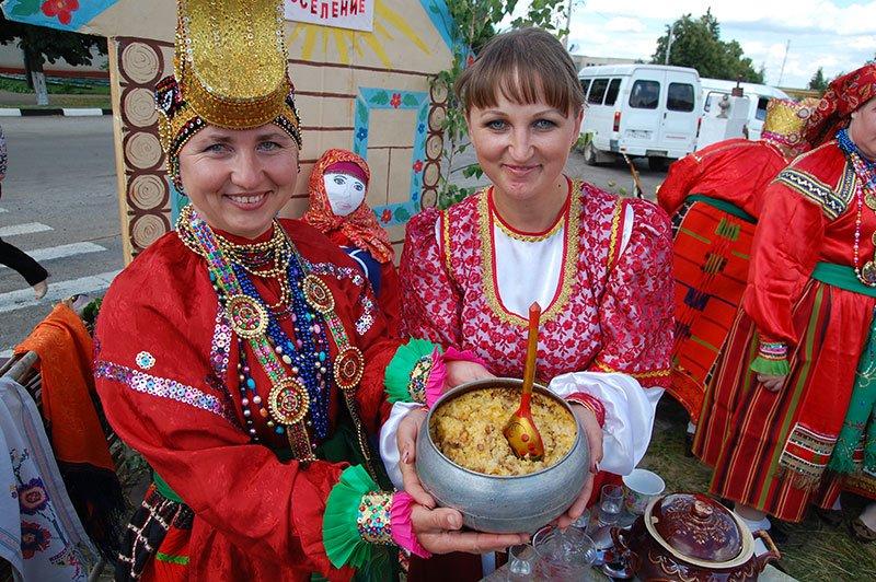 Белгородская область фестивалила на «Маланье» вместе с губернатором (фото) - фото 1