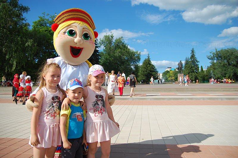 Белгородская область фестивалила на «Маланье» вместе с губернатором (фото) - фото 2