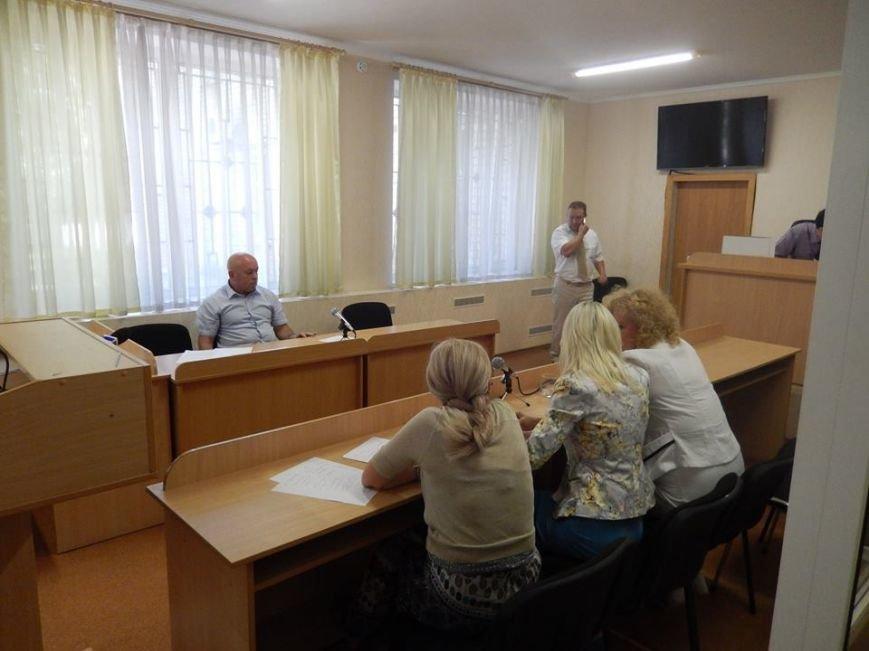 В Днепропетровске судьи люстрируют сами себя (ФОТО), фото-2