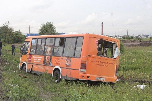 ДТП с маршруткой: есть пострадавшие, фото-1
