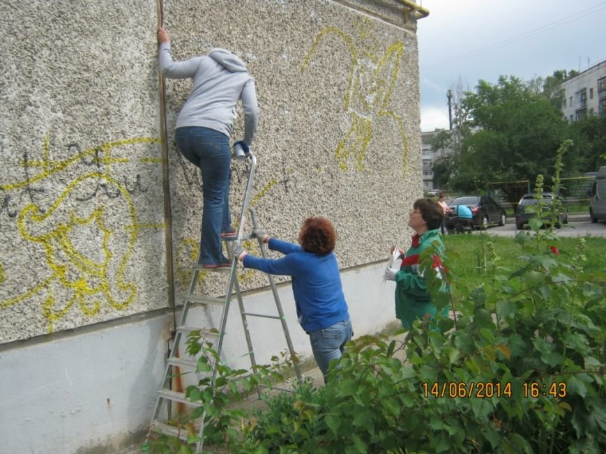 Черниговcкий «Артсвіт» ударил позитивом по нецензурной брани, фото-7