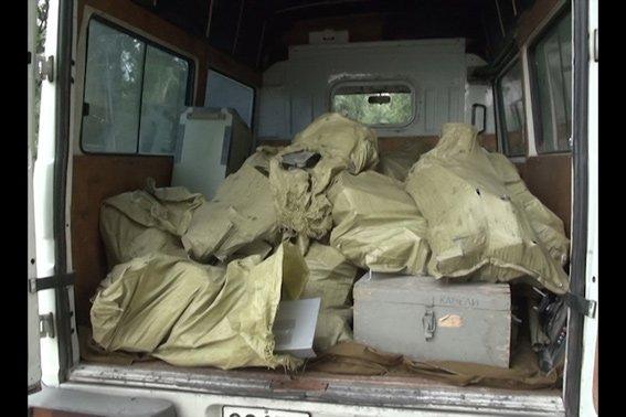 В Запорожье злодеи вынесли с авиабазы запчастей и топлива на миллионы гривен (ФОТО), фото-3
