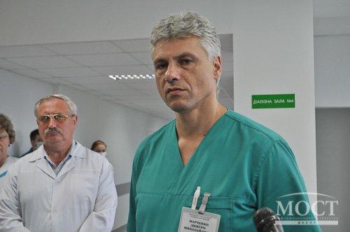 В Днепропетровск для прохождения процедуры гемодиализа привезли 37 пациентов из Краматорска (ФОТО), фото-4