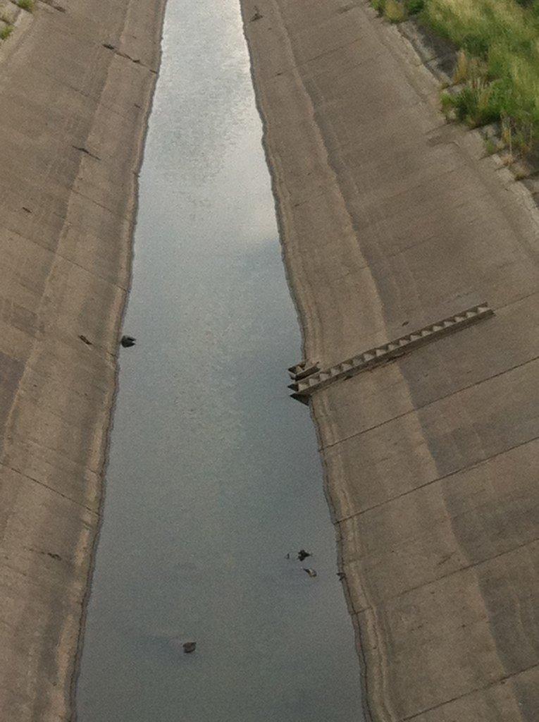 В канале поднимается уровень воды. Но артемовцам ее еще не качают (ФОТО), фото-4