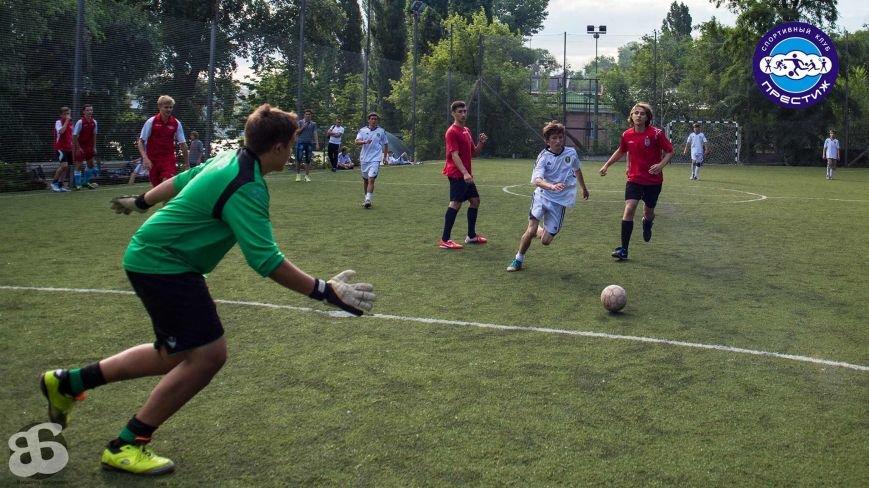 В Днепропетровске завершились соревнования в детско-юношеской футбольной лиге «Престиж», фото-3