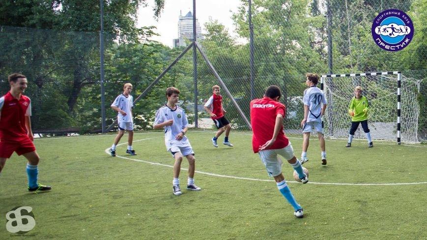 В Днепропетровске завершились соревнования в детско-юношеской футбольной лиге «Престиж», фото-9