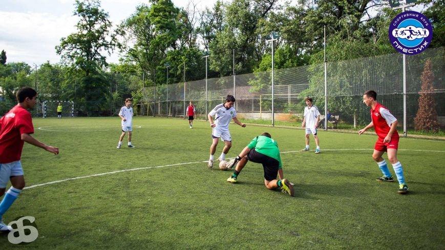 В Днепропетровске завершились соревнования в детско-юношеской футбольной лиге «Престиж», фото-5