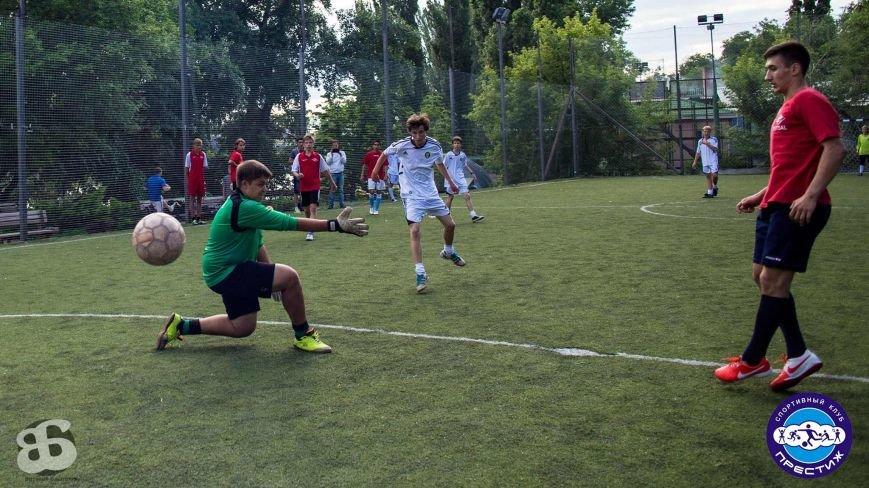 В Днепропетровске завершились соревнования в детско-юношеской футбольной лиге «Престиж», фото-7