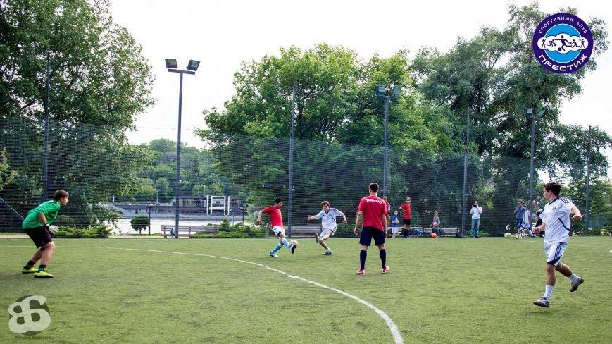 В Днепропетровске завершились соревнования в детско-юношеской футбольной лиге «Престиж», фото-10